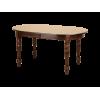 Стол обеденный деревянный раскладной CH-T6EX Chanel Темный орех