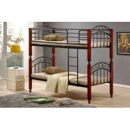 Кровать двухъярусная AT-9126 (метал. каркас)