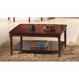 Стол журнальный деревянный Rosa RO-CT Орех