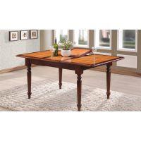 Раскладной деревянный стол