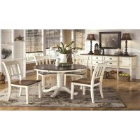 Большие столы из дерева – практичный элемент мебели