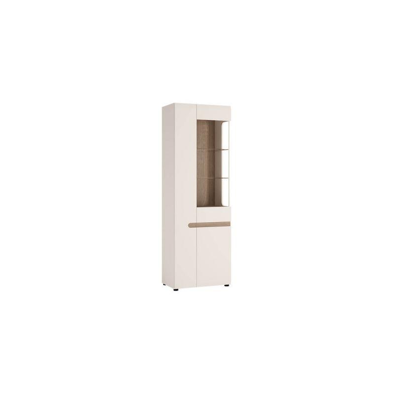 Витрина шкаф для посуды для гостиной Линате  3D/TYP 01P (правый)
