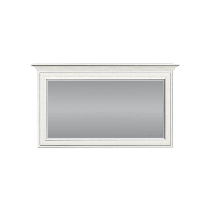 Зеркало навесное 130 Тиффани Вудлайн кремовый