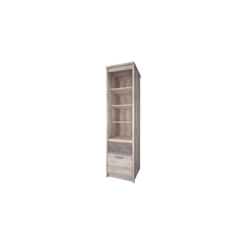 Шкаф-пенал для одежды Джаз 1D1S