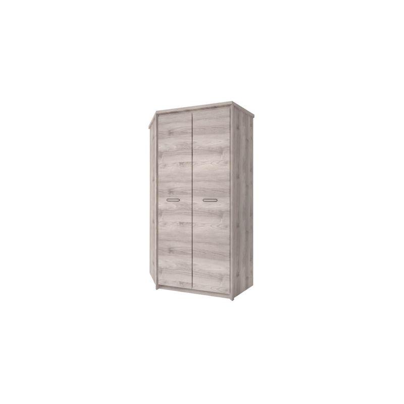 Угловой шкаф для одежды Джаз 2D  JAZZ