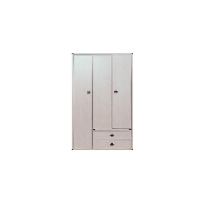 Шкаф распашной MAGELLAN ( Магеллан ) 3DG2S Сосна винтаж
