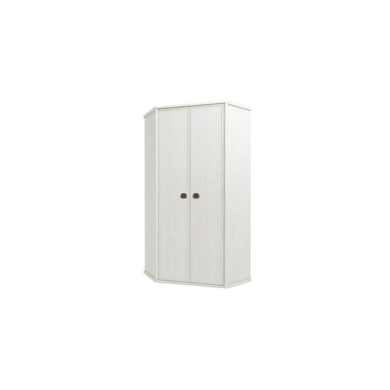 Шкаф угловой распашной MAGELLAN ( Магеллан ) 2D Сосна винтаж