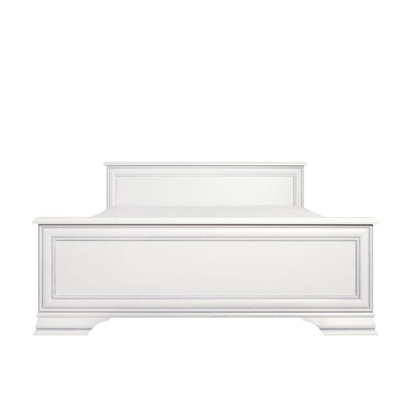 Кровать Кентаки (KENTAKI) LOZ/140 Белый с основанием