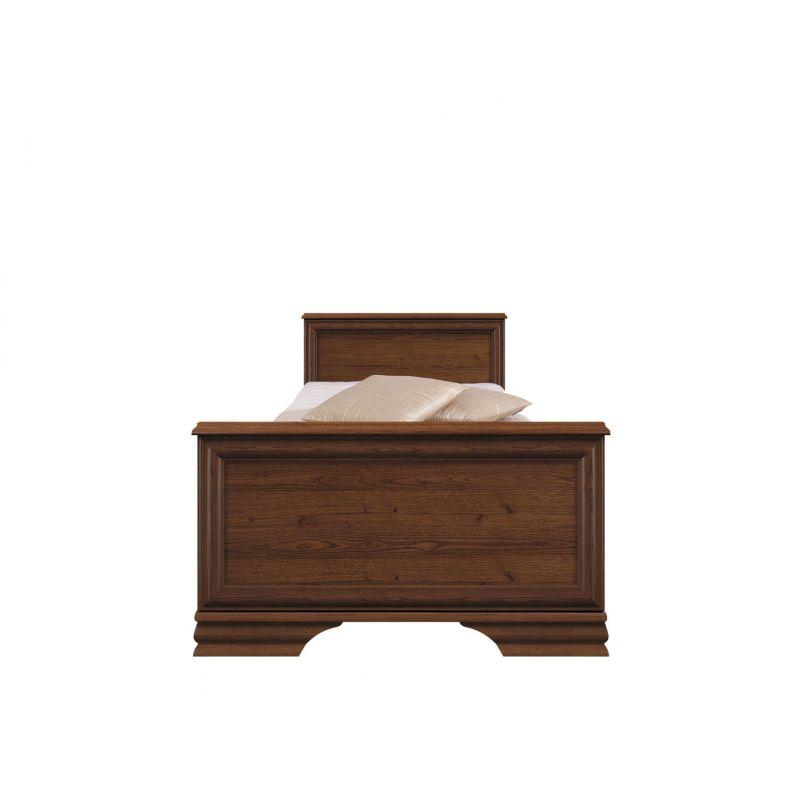 Кровать KENTAKI LOZ/90 Каштан с основанием