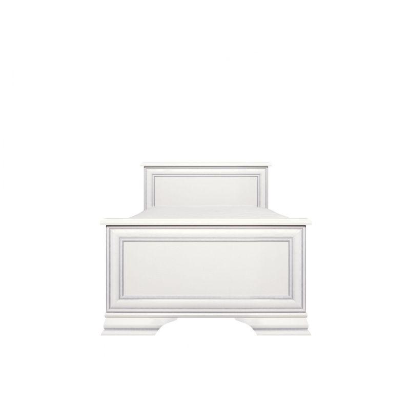 Кровать KENTAKI LOZ/90 Белый с основанием