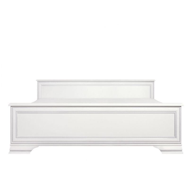 Кровать с ящиками Кентаки (KENTAKI) LOZ/180 Белый с основанием