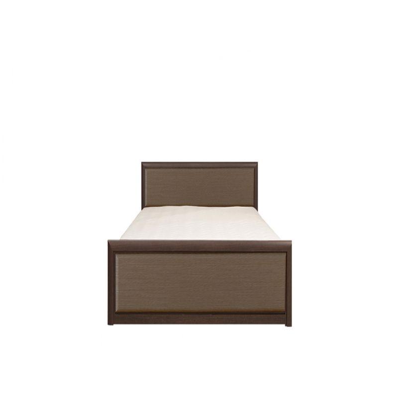 Кровать с ламелями КОЕН LOZ90х200 МДФ