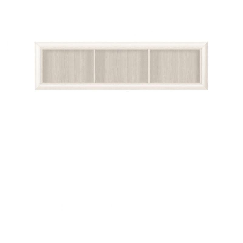 Шкаф навесной Коен SFW1W/148 Ясень снежный/Сосна натуральная