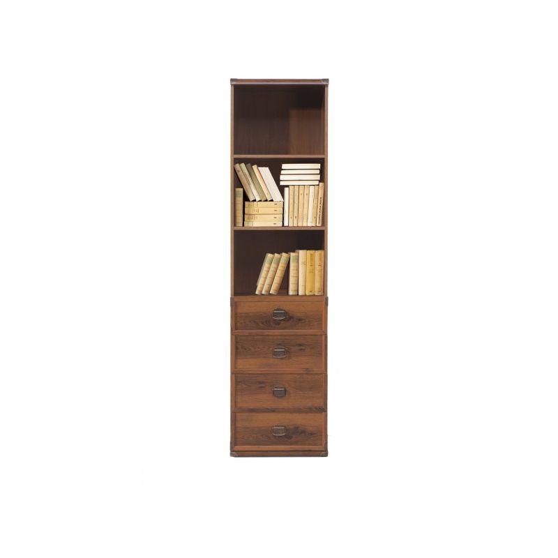 Шкаф комбинированный для гостиной и детской ИНДИАНА JREG 4so/50 Дуб саттер
