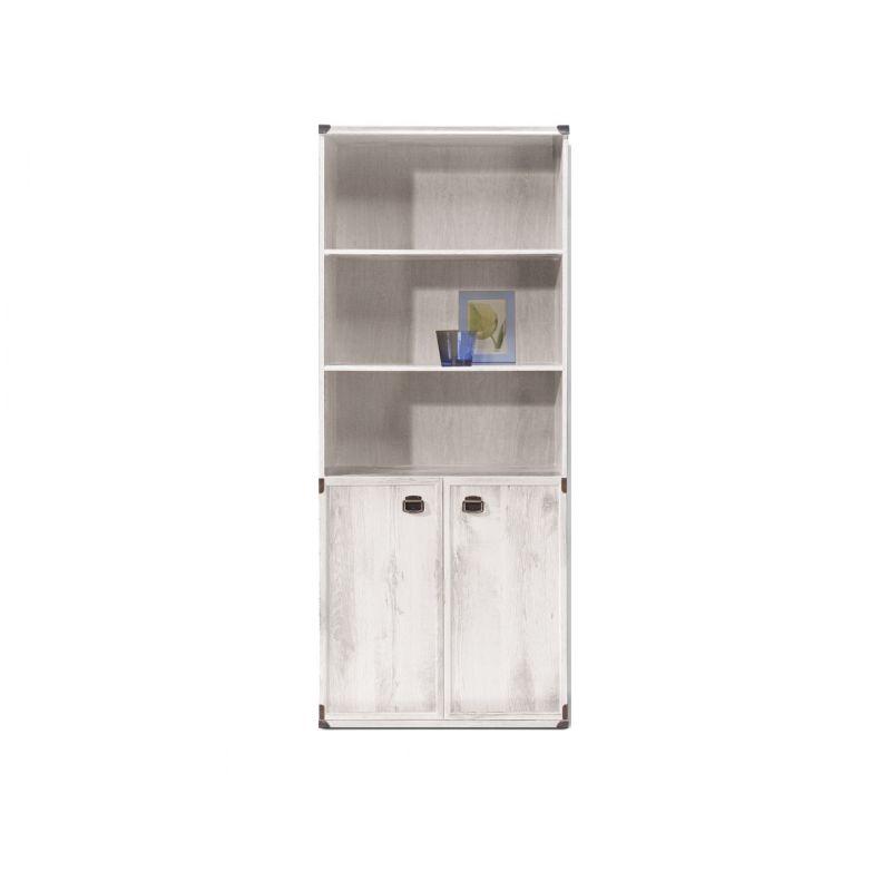 Шкаф комбинированный ИНДИАНА JREG 2do Сосна каньйон для спальни и гостиной