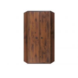 Шкаф распашной угловой ИНДИАНА JSZFN2d Дуб саттер