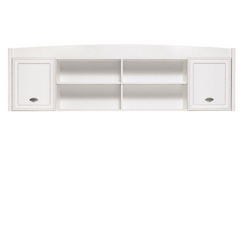 Шкаф настенный SALERNO ( Салерно ) SFW 2D Белый