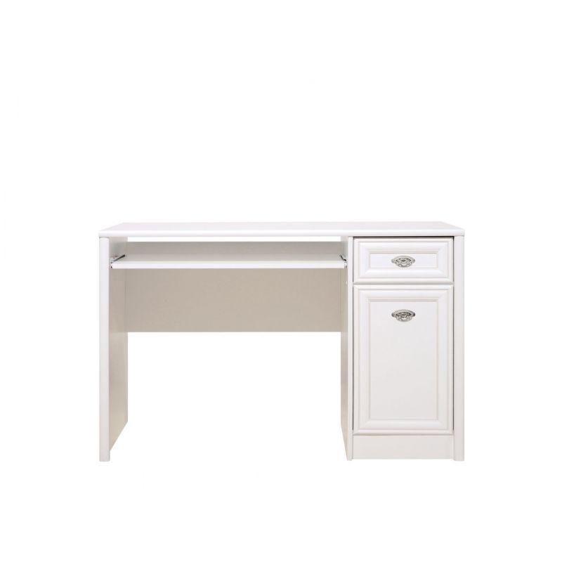 Стол письменный SALERNO ( Салерно ) BIU1D1S Белый