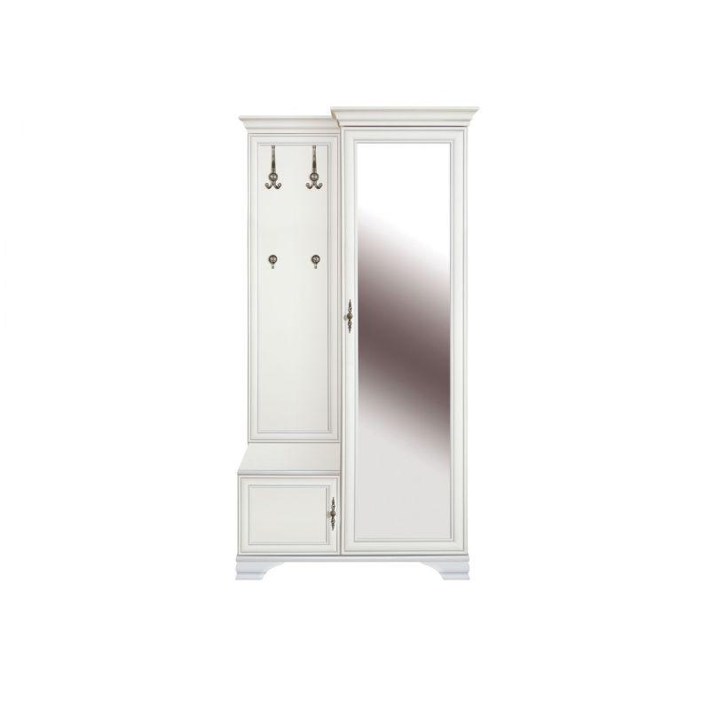 Шкаф с вешалкой KENTAKI ( Кентаки ) PPK/110P  Белый