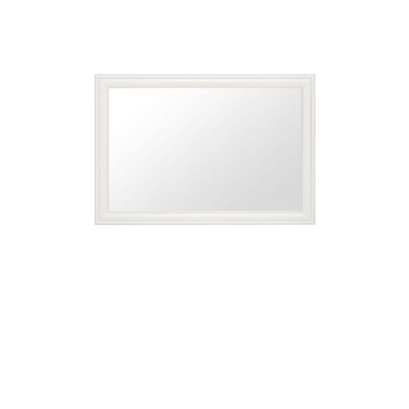 Зеркало навесное SALERNO ( Салерно ) LUS белый