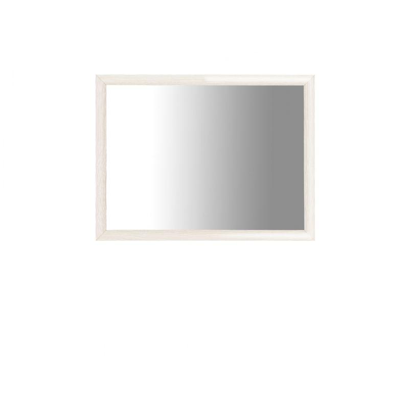 Зеркало навесное Коен LUS/103 Ясень снежный/Сосна натуральная