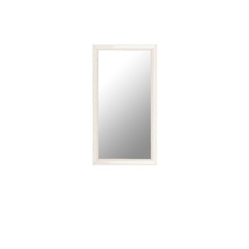 Зеркало навесное Коен LUS/58 Ясень снежный/Сосна натуральная
