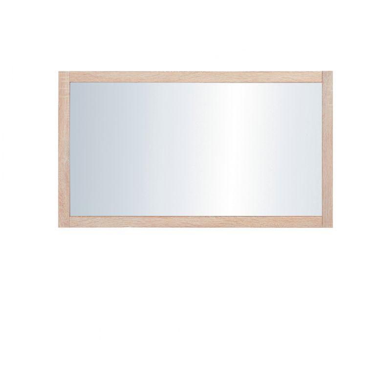 Зеркало навесное КАСПИАН LUS/100  Дуб сонома