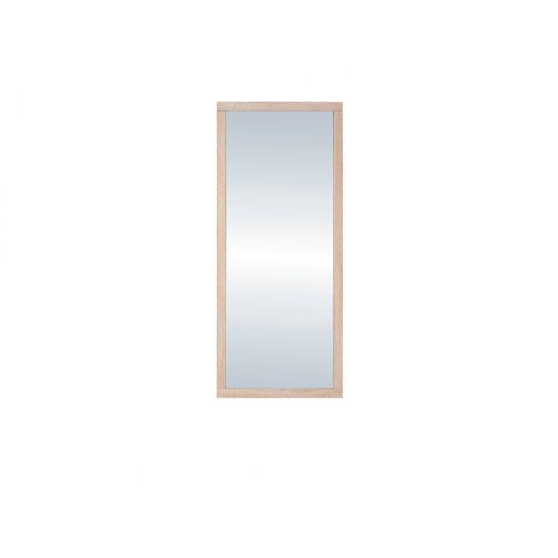 Зеркало навесное КАСПИАН LUS/50 Дуб сонома