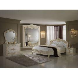 Спальный гарнитур 4-х дверный Диана Беж