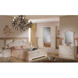 Спальный гарнитур 4-х дверный Ирина беж