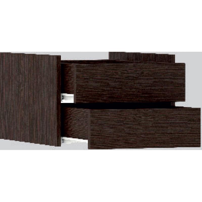 Ящичный блок для шкафа-купе венге Е1