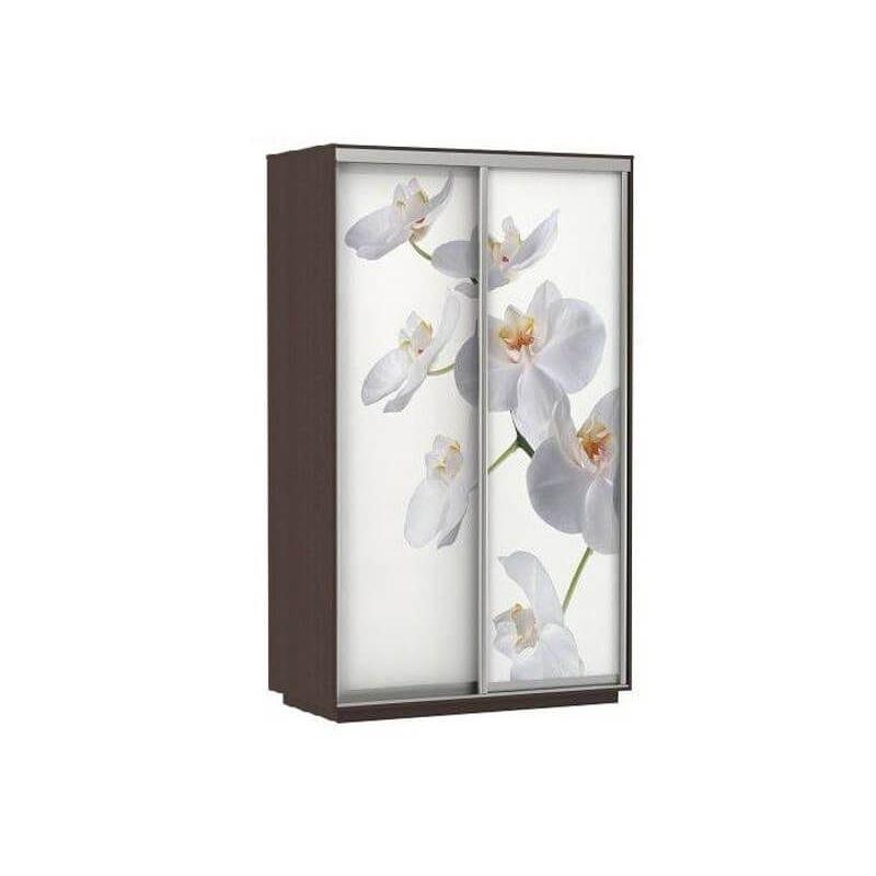 Шкаф-купе Орхидея 140_60_220 венге