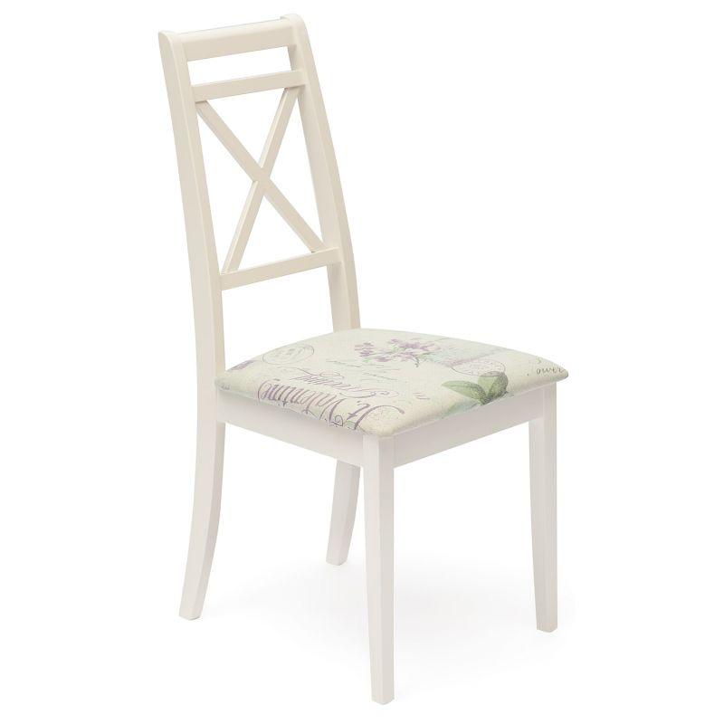 Стул обеденный деревянный Picasso Молочный