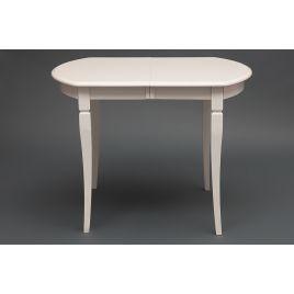 Стол обеденный деревянный раздвижной Modena молочный