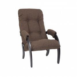 Кресло для отдыха Модель 61 венге ( Мальта 17 )
