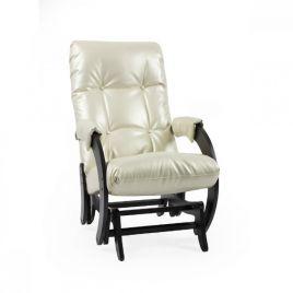 Кресло-качалка глайдер модель 68 венге ( Орегон 106 )