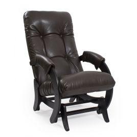 Кресло-качалка глайдер модель 68 венге ( Vegas lite amber )