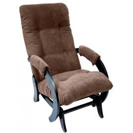 Кресло-качалка глайдер модель 68 венге ( Верона Brown )