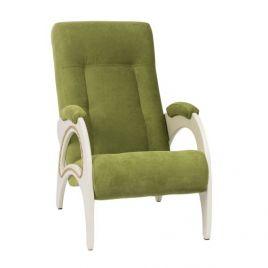 Кресло для отдыха Модель 41 Дуб шампань ( Верона Aplle Green )