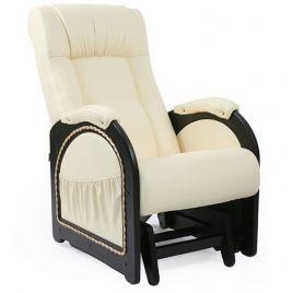 Кресло-качалка глайдер модель 48 венге ( Дунди 112 )