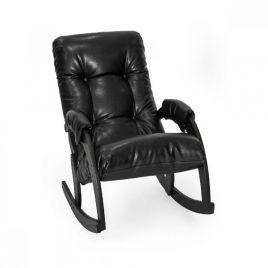 Кресло-качалка модель 67 венге ( Черный )