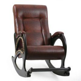 Кресло-качалка модель 44 венге ( Антик крокодил )