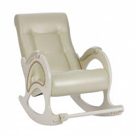 Кресло-качалка модель 44 Дуб Шампань ( Орегон 106 )