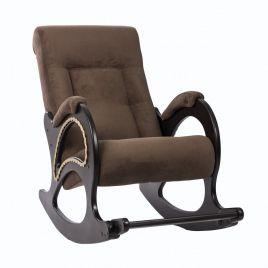 Кресло-качалка модель 44 венге ( Верона Brown )