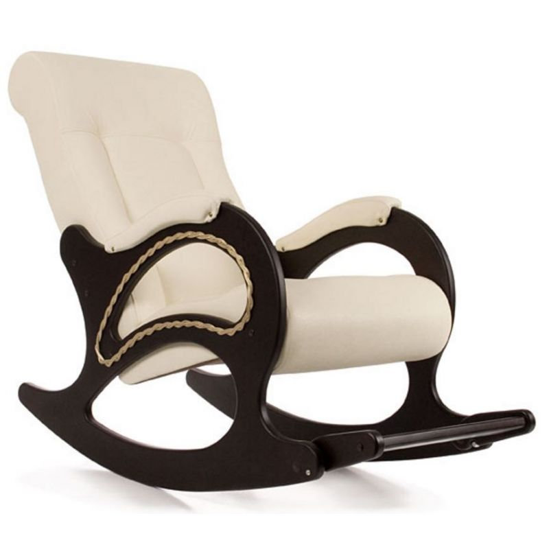 Кресло-качалка модель 44 венге ( Орегон 106 )