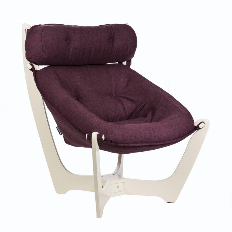 Кресло для отдыха Модель 11 Дуб Шампань ( Purple )