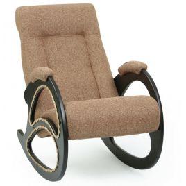 Кресло-качалка модель 4 венге ( Бежевый )