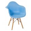 Кресло пластиковое GH-8525 «Синди» (Бирюзовый)