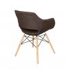 Кресло в ткани SL-7032A2 «Синди» (Горький шоколад)