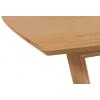 Стол обеденный раскладной Дерево D-1918 Натуральный